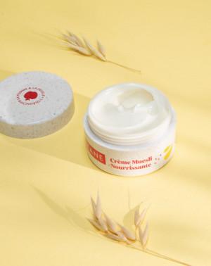 Crème Muesli nourrissante certifiée Bio