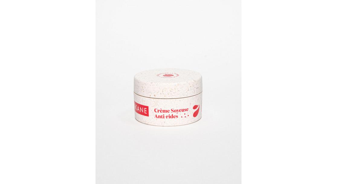 Crème Soyeuse Anti-Rides certifiée Bio