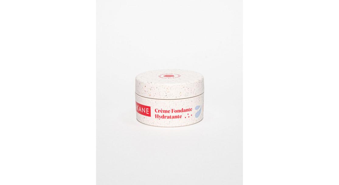 Crème fondante hydratante certifiée Bio