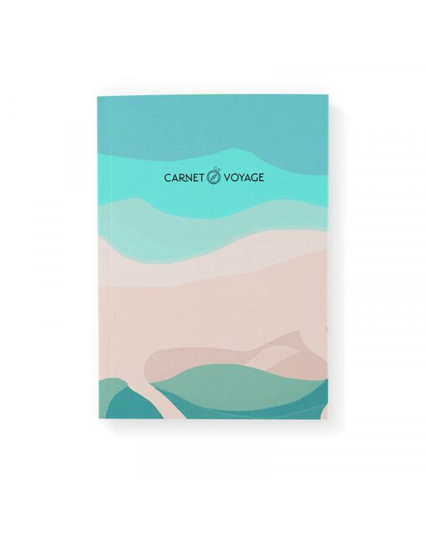 Carnet de voyage Histoire d'écrire - Offert dès 40€ d'achat