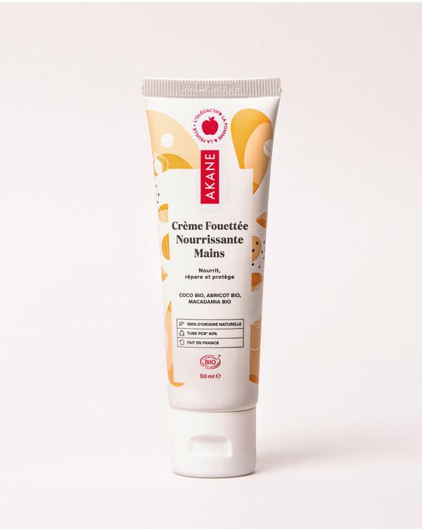 Crème Fouettée Mains