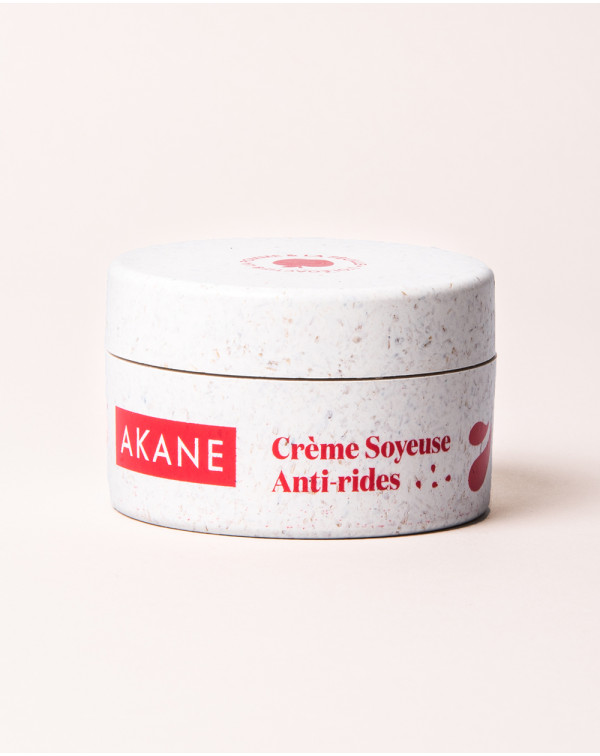 Crème Soyeuse Anti-Rides